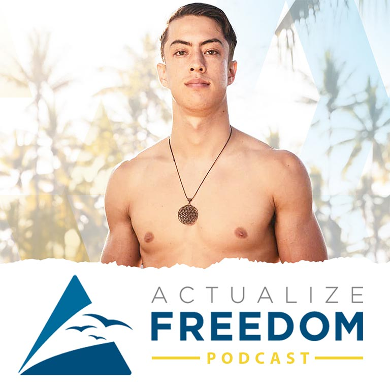 Actualize Freedom Podcast Cover
